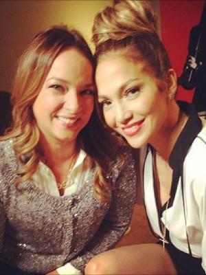 Adamari Lopez, Jennifer Lopez