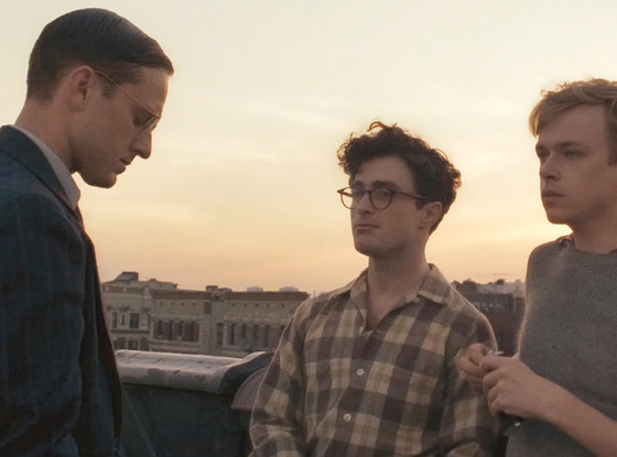 Kill Your Darlings, Ben Foster, Daniel Radcliffe, Dane DeHaan, Jack Huston