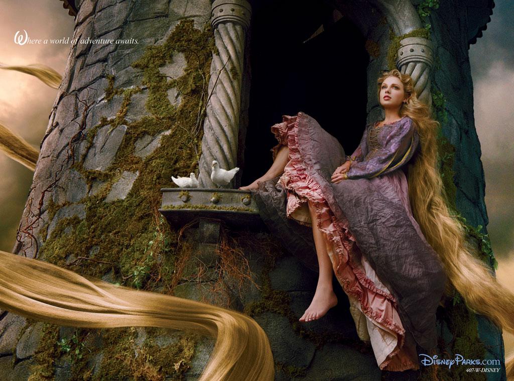 Taylor Swift, Disney's Rapunzel