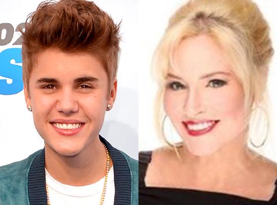 Justin Bieber, Colette Harrington Schwoeri