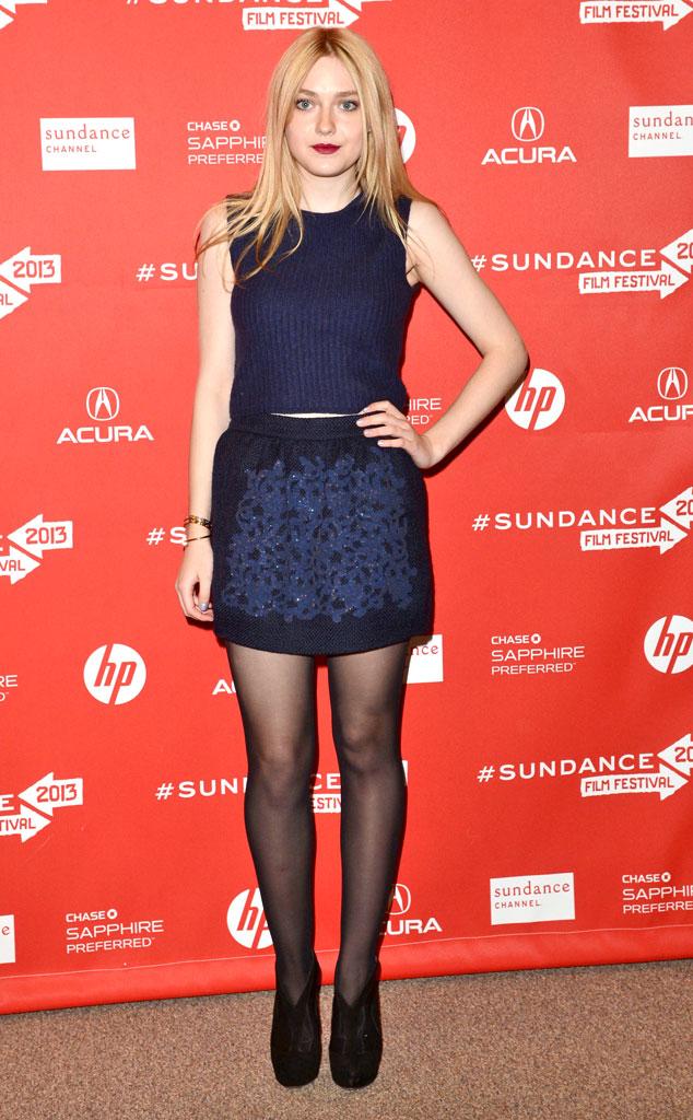 Dakota Fanning, Sundance