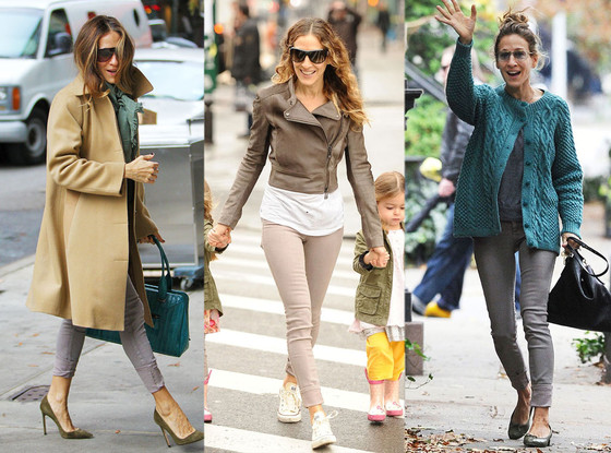Sarah Jessica Parker s Pale Skinny Jeans Are Having a Moment  e7a7515c6