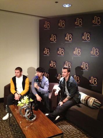 Jonas Brothers Mexico