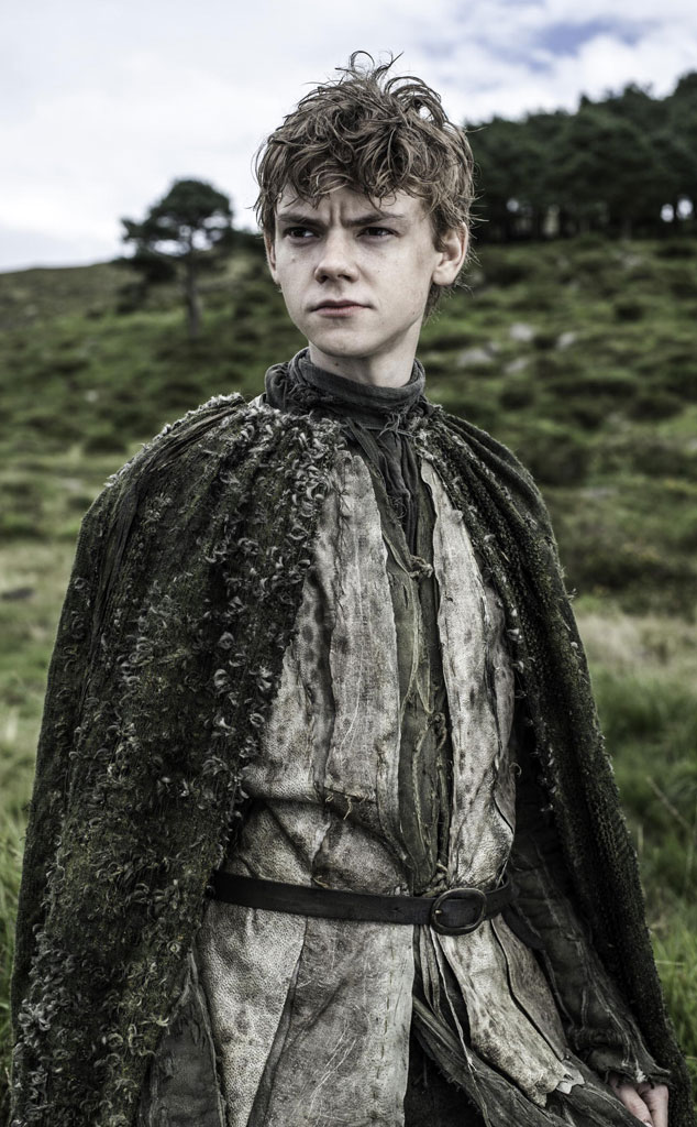 Game of Thrones, Thomas Brodie Sangster