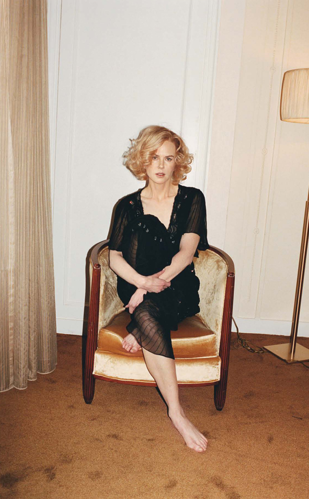 Nicole Kidman, W Magazine