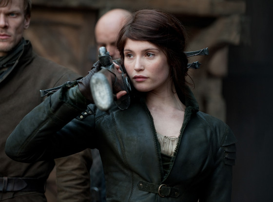 Gemma Arterton, Hansel & Gretel Witch Hunters
