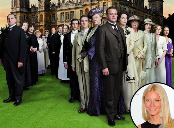 Downton Abbey, Gwyneth Paltrow