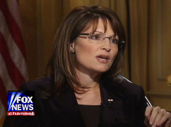 Sarah Palin, Fox News
