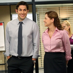 The Office, John Krasinski, Jenna Fischer