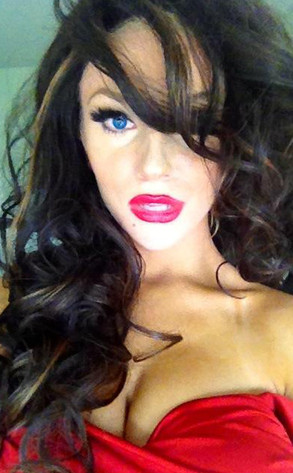 Courtney Stodden, Brunette