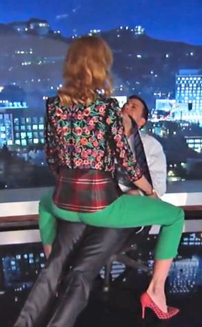 Nicole Kidman, Jimmy Kimmel