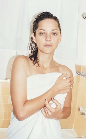 Marion Cottilard, W Magazine