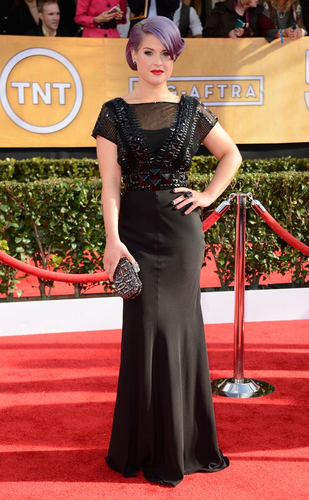 Kelly Osbourne, SAG Arrivals