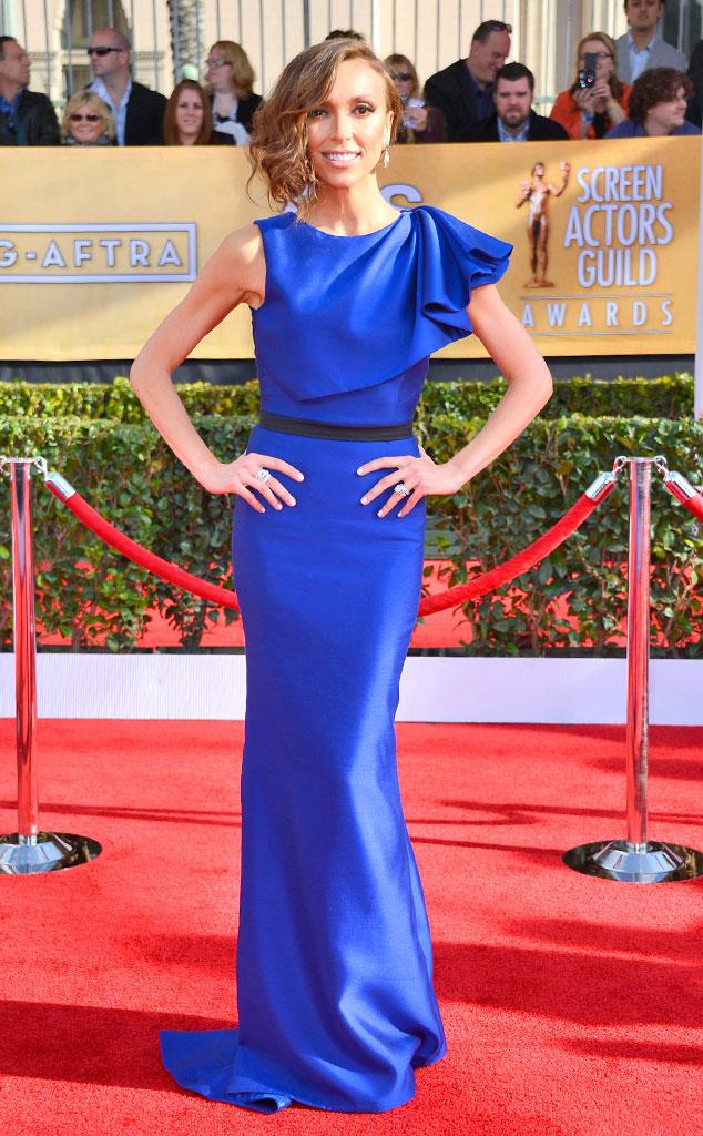 Giuliana Rancic, SAG Arrivals