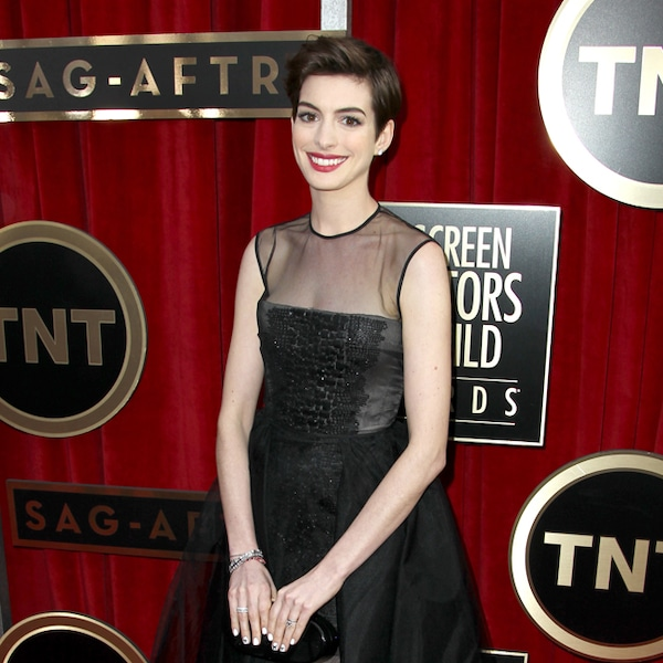 Sheer Genius From Anne Hathaway's Best Looks