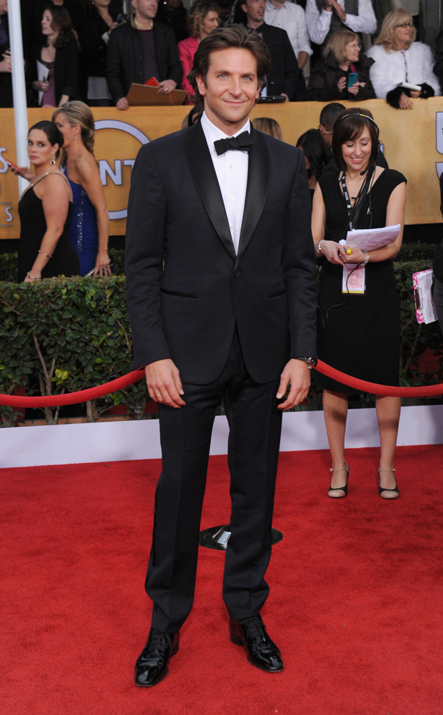Bradley Cooper, SAG Arrivals