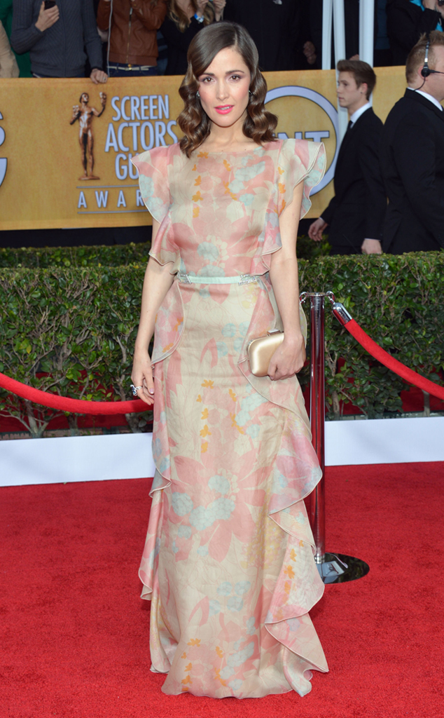 Rose Byrne, SAG Arrivals