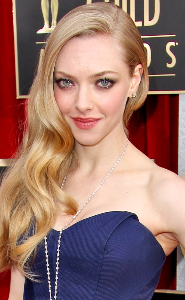 Amanda Seyfried , SAG Arrivals, Fabulist Rundown