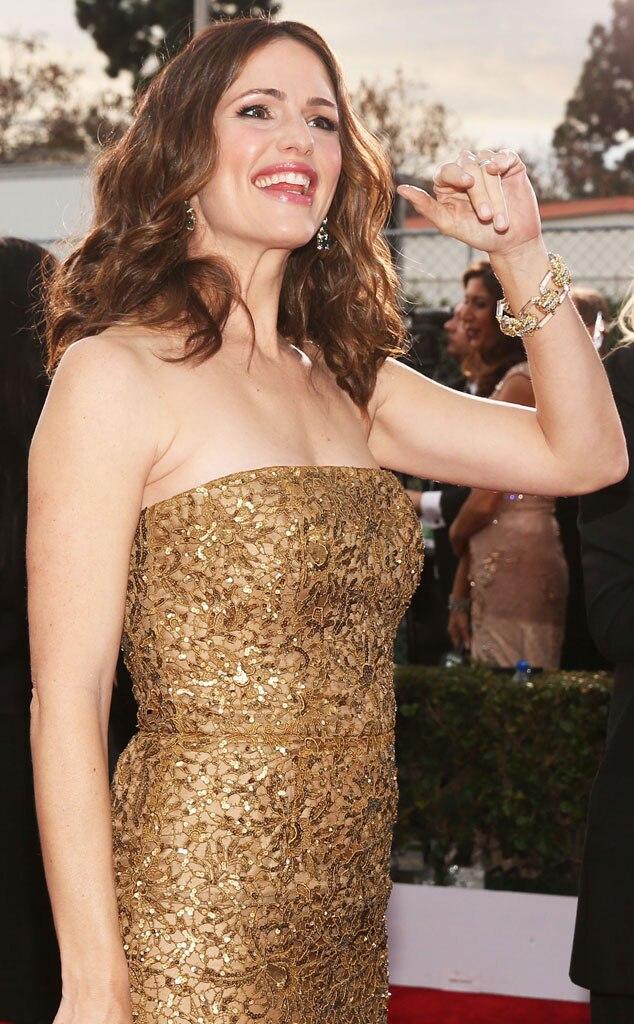 Jennifer Garner, SAG Candids