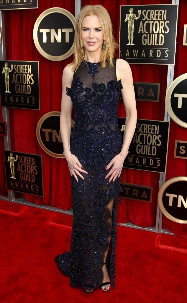 Nicole Kidman, SAG Arrivals
