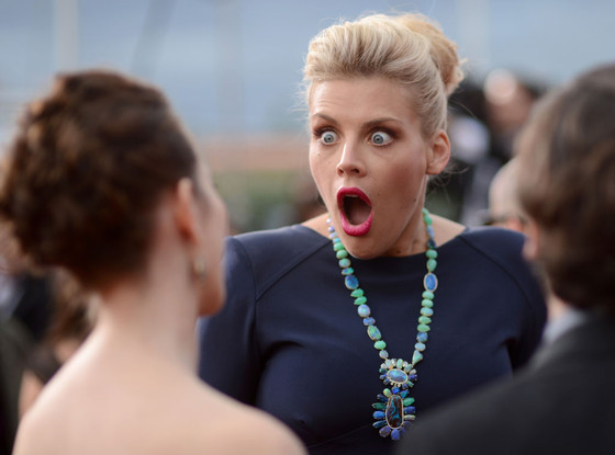 Busy Philipps, SAG Candids