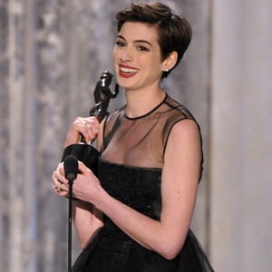 Anne Hathaway, Winner, SAG Awards