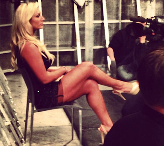 Brooke Hogan, Instagram