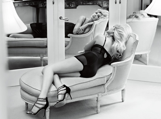 Kate Upton, Sam Edelman Ad Campaign