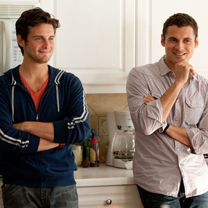 Nico Tortorella, Adan Canto, The Following