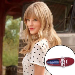 Taylor Swift,  Keds