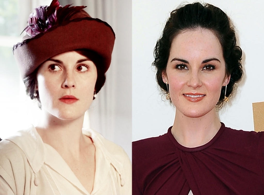 Michelle Dockery, Downton Abbey