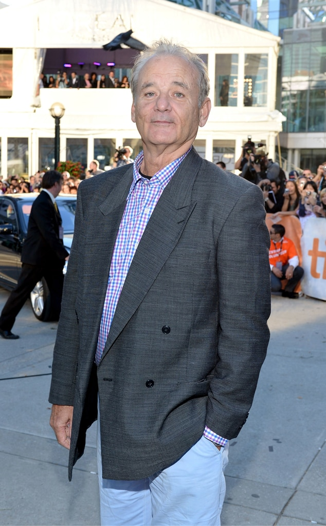 Bill Murray, Best Actor Noms