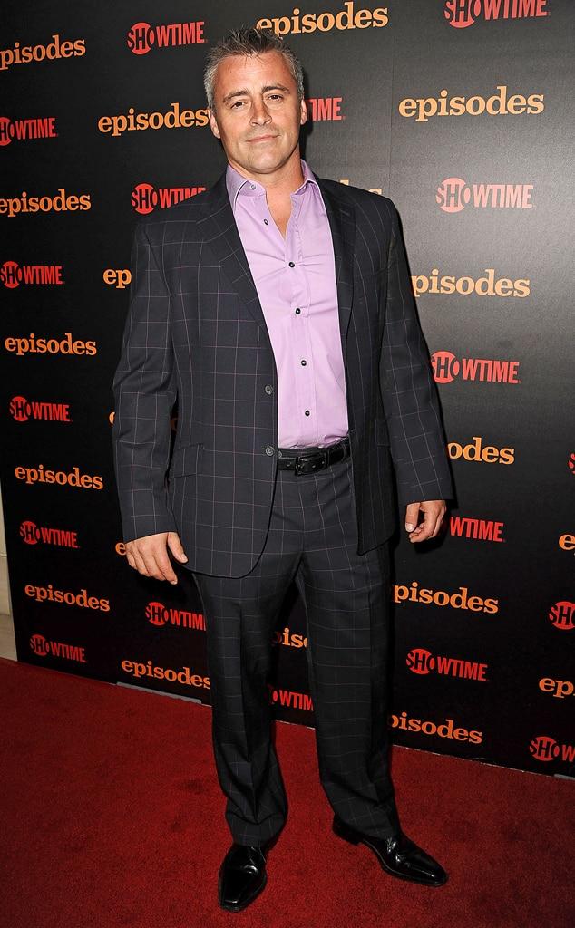 Matt LeBlanc, Best Actor Noms