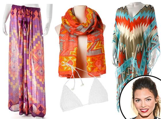 Jenna Dewan, Beach Wear