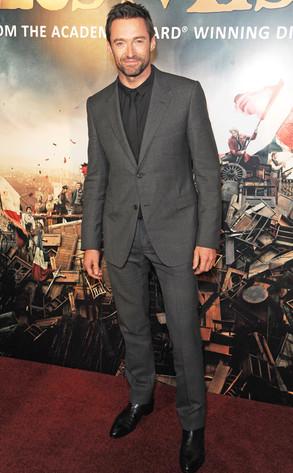 Hugh Jackman, Best Actor Noms
