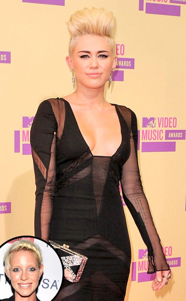 Miley Cyrus, Jenna Hipp