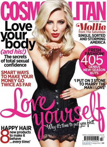 Mollie King, Cosmopolitan UK
