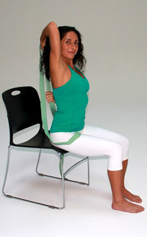 Zen Fitness with Mandy, Desk Stretches