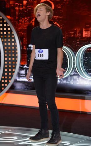 Papa Peachez, American Idol
