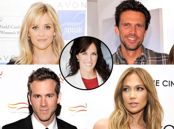 Superbowl Snacks, Jennifer Lopez, Reese Witherspoon, Ryan Reynolds, Ashley Hamilton