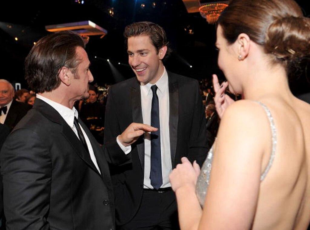 Sean Penn, John Krasinski, Emily Blunt