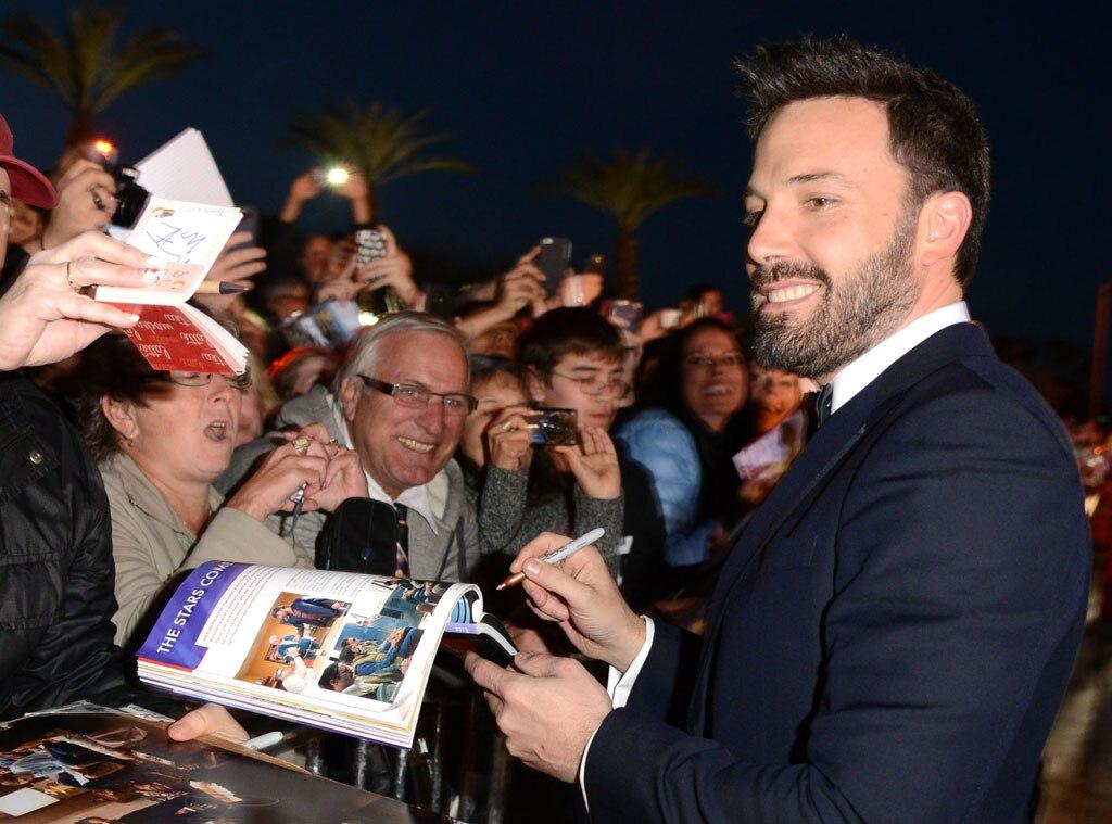 Palm Springs Film Festival, Ben Affleck