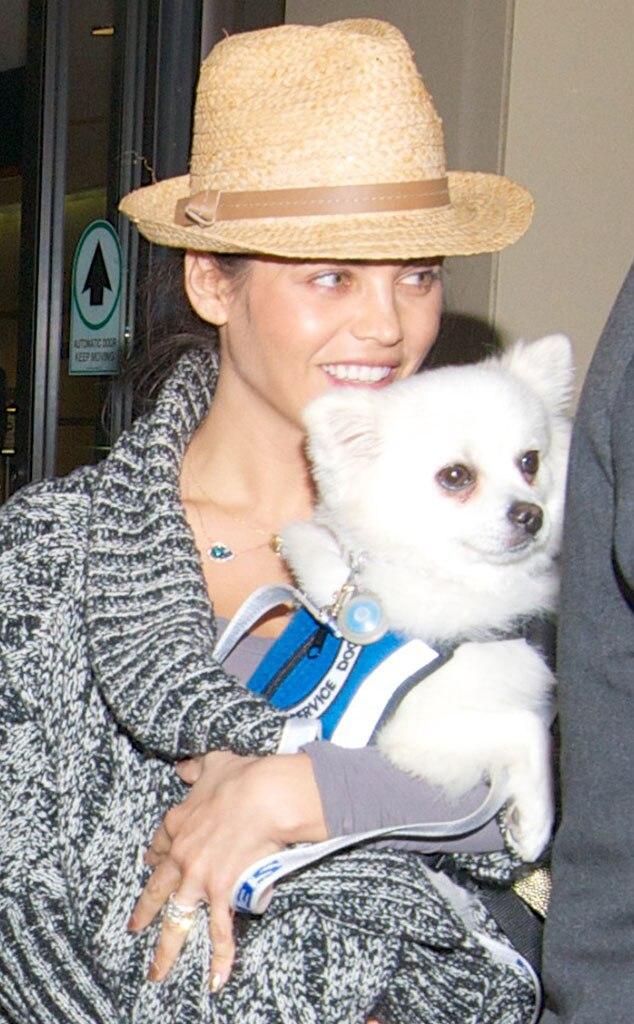 Jenna Dewan, Dog