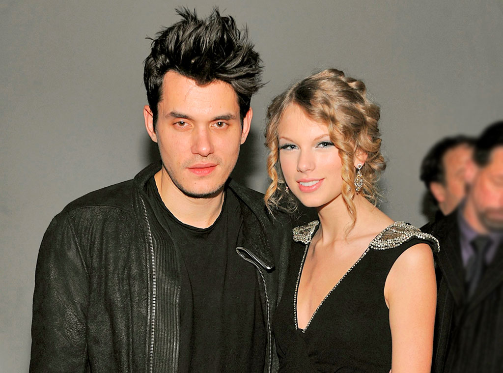 "Taylor Swift -  In 2009, Mayer took to Twitter to share that he wanted to work with the music superstar. The duo later collaborated on the song ""Half of My Heart,"" which they also performed together on several occasions."