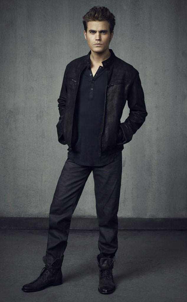 The Vampire Diaries, Paul Wesley