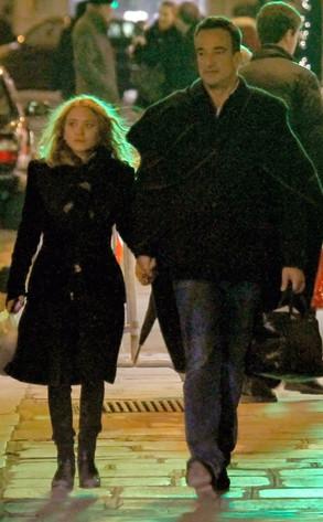 Mary Kate Olsen, Olivier Sarkozy