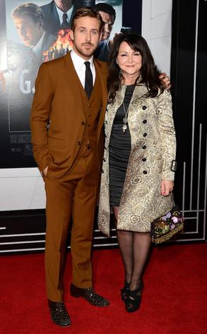 Ryan Gosling, Donna Gosling