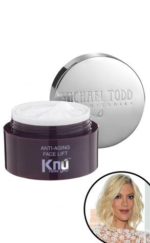 KNU Anti-Aging Face Lift, Tori Spelling