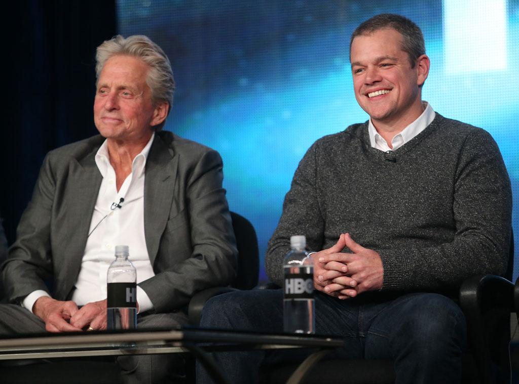 Matt Damon, Michael Douglas