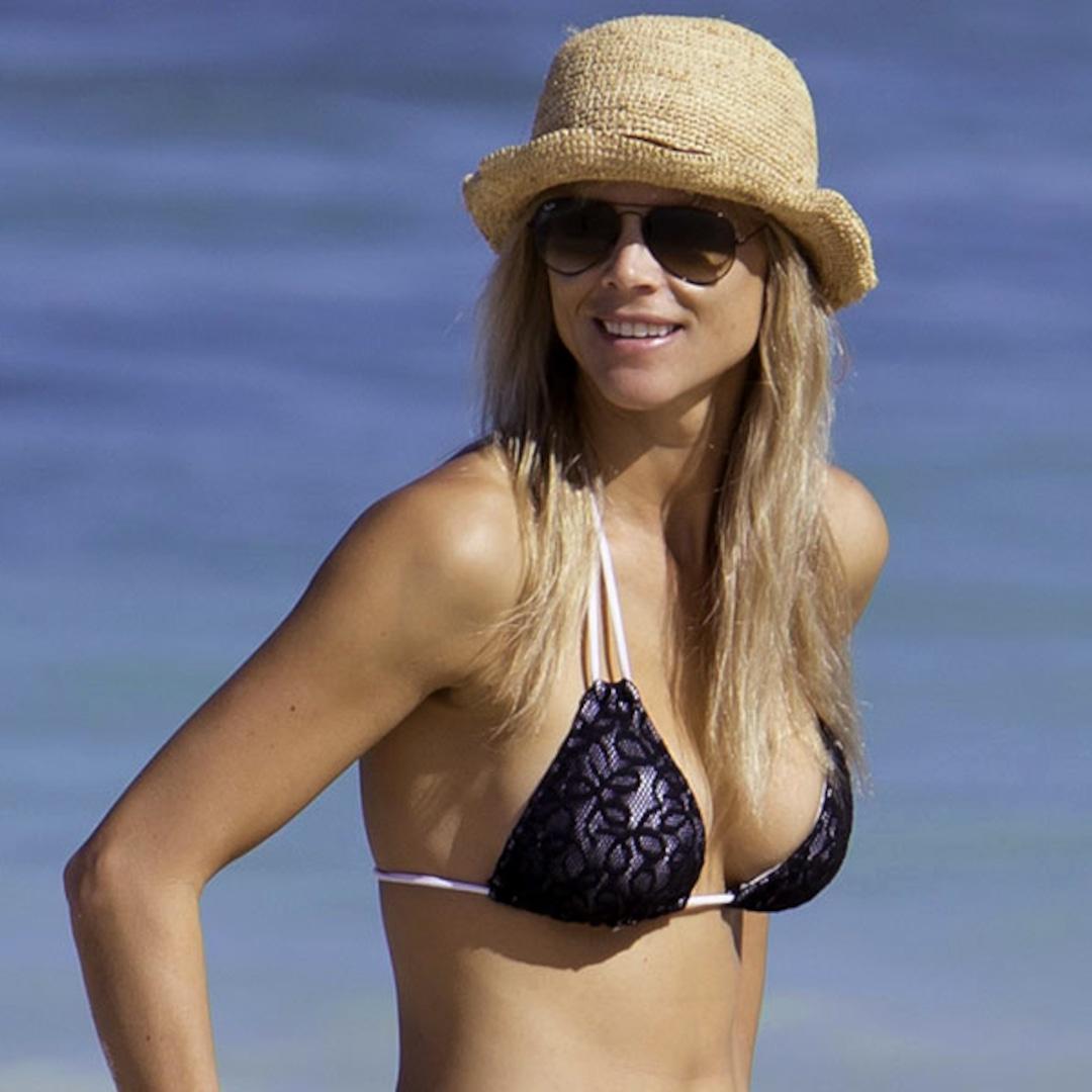 Elin Nordegren's Bikini Body Is Up To Par In The Bahamas